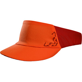 Dynafit React - Couvre-chef - orange/rouge